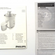 Philips HR1823/70 Daily Collection accessori