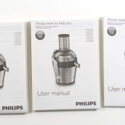 Philips HR1869/80 Avance Collection accessori