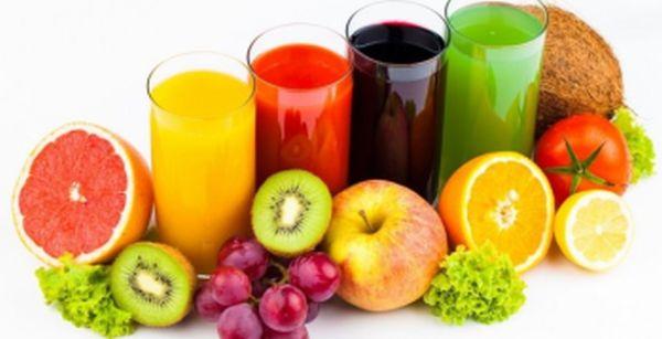 Centrifugati di frutta